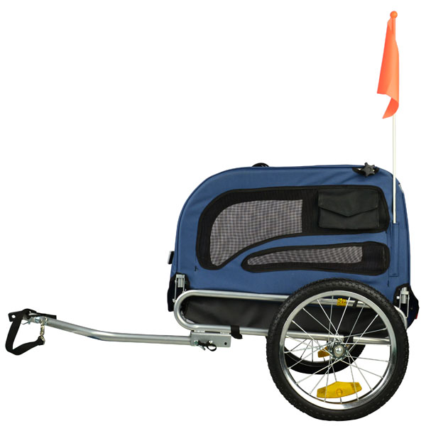 original doggyhut medium dog bike trailer pet bicycle. Black Bedroom Furniture Sets. Home Design Ideas