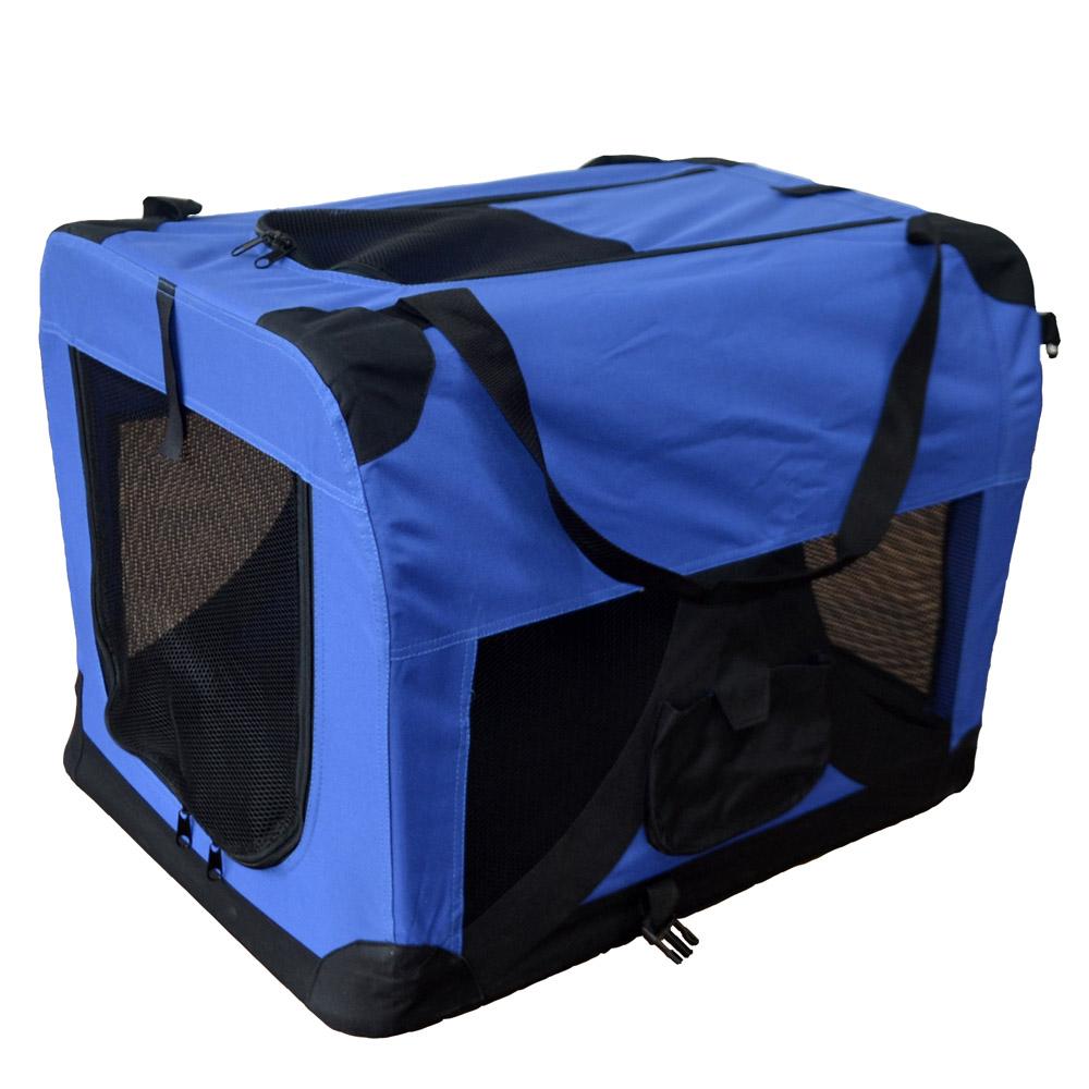 faltbare hundetransportbox hundebox transportbox. Black Bedroom Furniture Sets. Home Design Ideas
