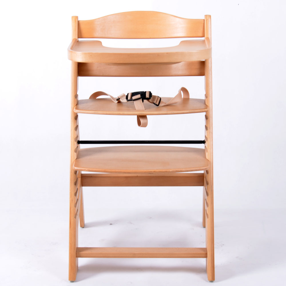treppenhochstuhl kinderhochstuhl babystuhl babyhochstuhl kinderstuhl natur. Black Bedroom Furniture Sets. Home Design Ideas