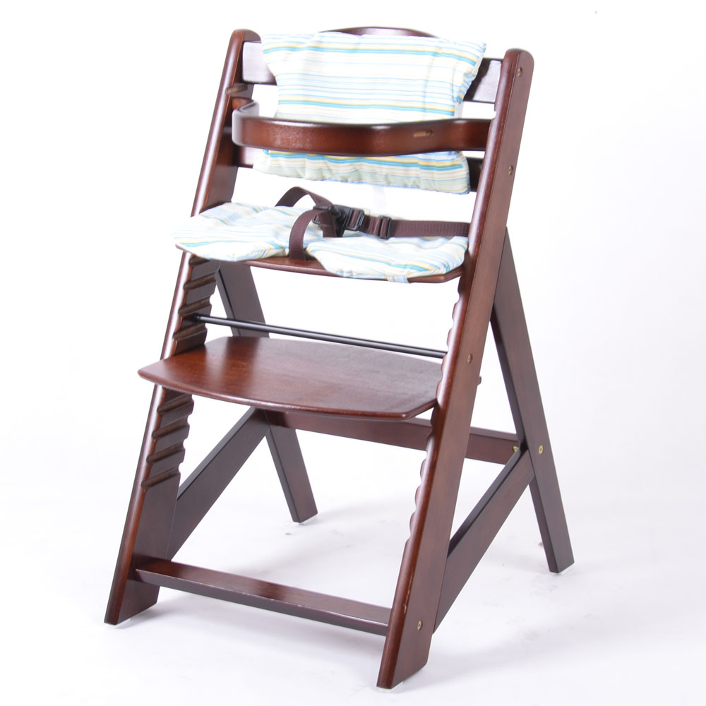 treppenhochstuhl kinderhochstuhl babystuhl babyhochstuhl kinderstuhl braun. Black Bedroom Furniture Sets. Home Design Ideas