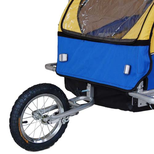 Brand New Children Bicycle Trailer & Jogger Jogging ...